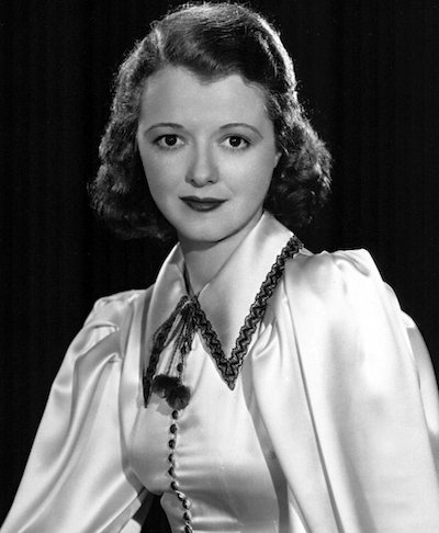 Janet Gaynor publicity