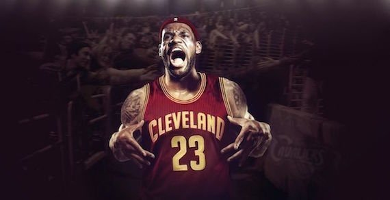 Cleveland Cavaliers background