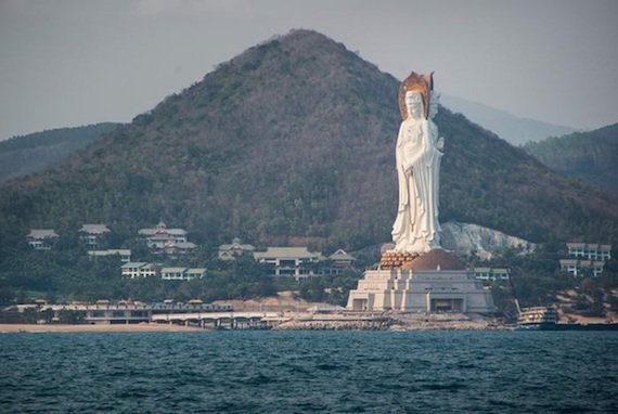 10 most tallest statues in the world 7