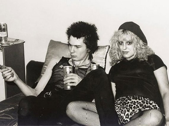 nancy spungen sid vicious