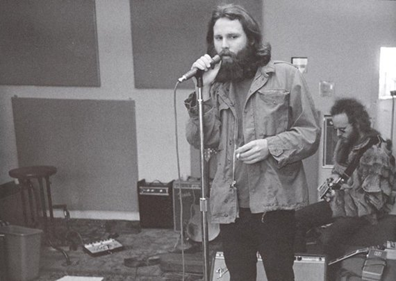 jim morrison la woman session doors workshop santa monica