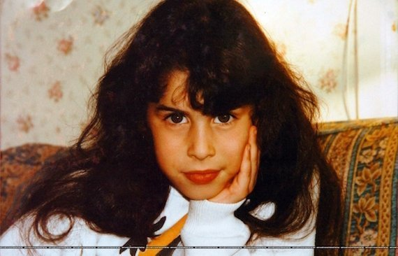 Amy as a kid 24 Amy Winehouse