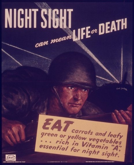 carrots nightsight advert 6111